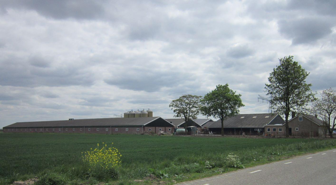 Boerderij familie Van den Heijkant